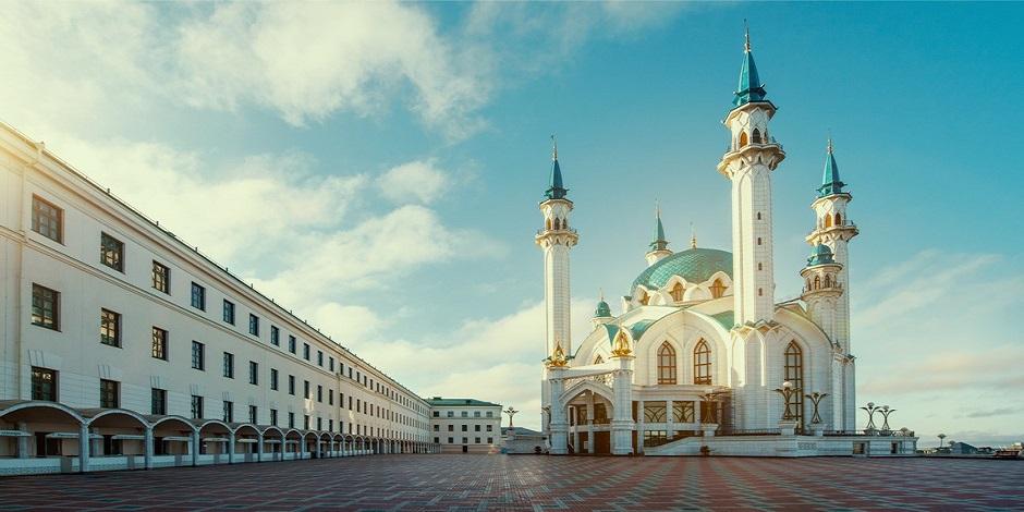 Mosquée de Kazan