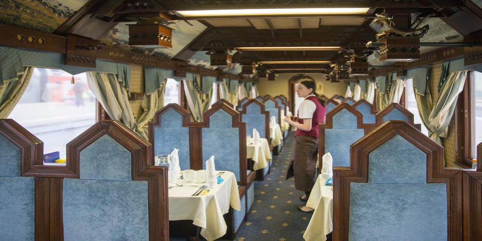 Autre restaurant du train